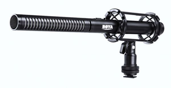 BOYA BY-PVM1000 Professional Shotgun Microphone