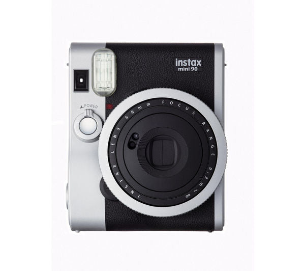 Fujifilm Instant Camera Instax Mini 90 Black (By Order Basis)