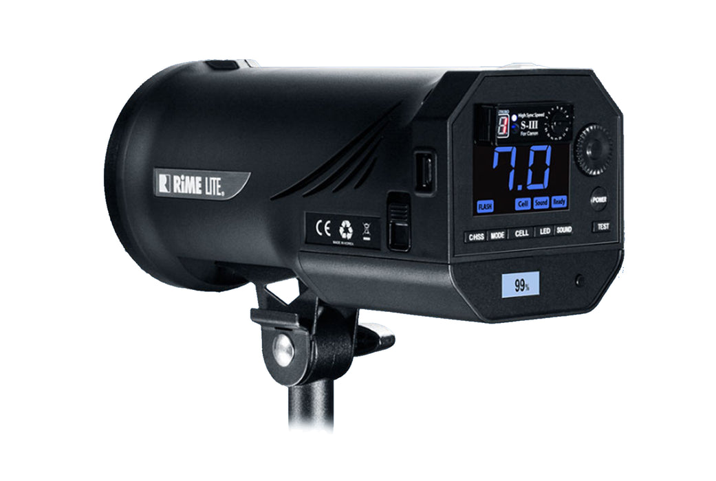 Rimelite Ni.6 Battery Operated (600 watts) Studio Strobe Light