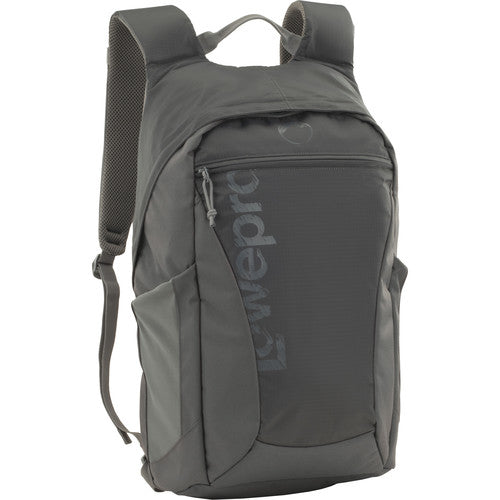 Lowepro Photo Hatchback 22L AW Backpack (Slate Gray)