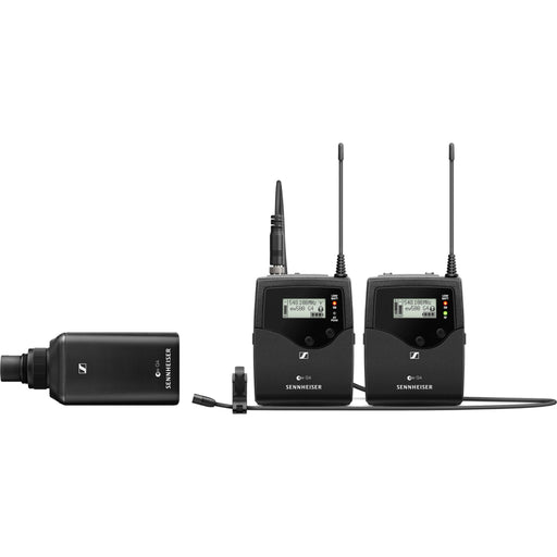 Sennheiser EW 500 FILM G4 Camera-Mount Wireless Combo Microphone System