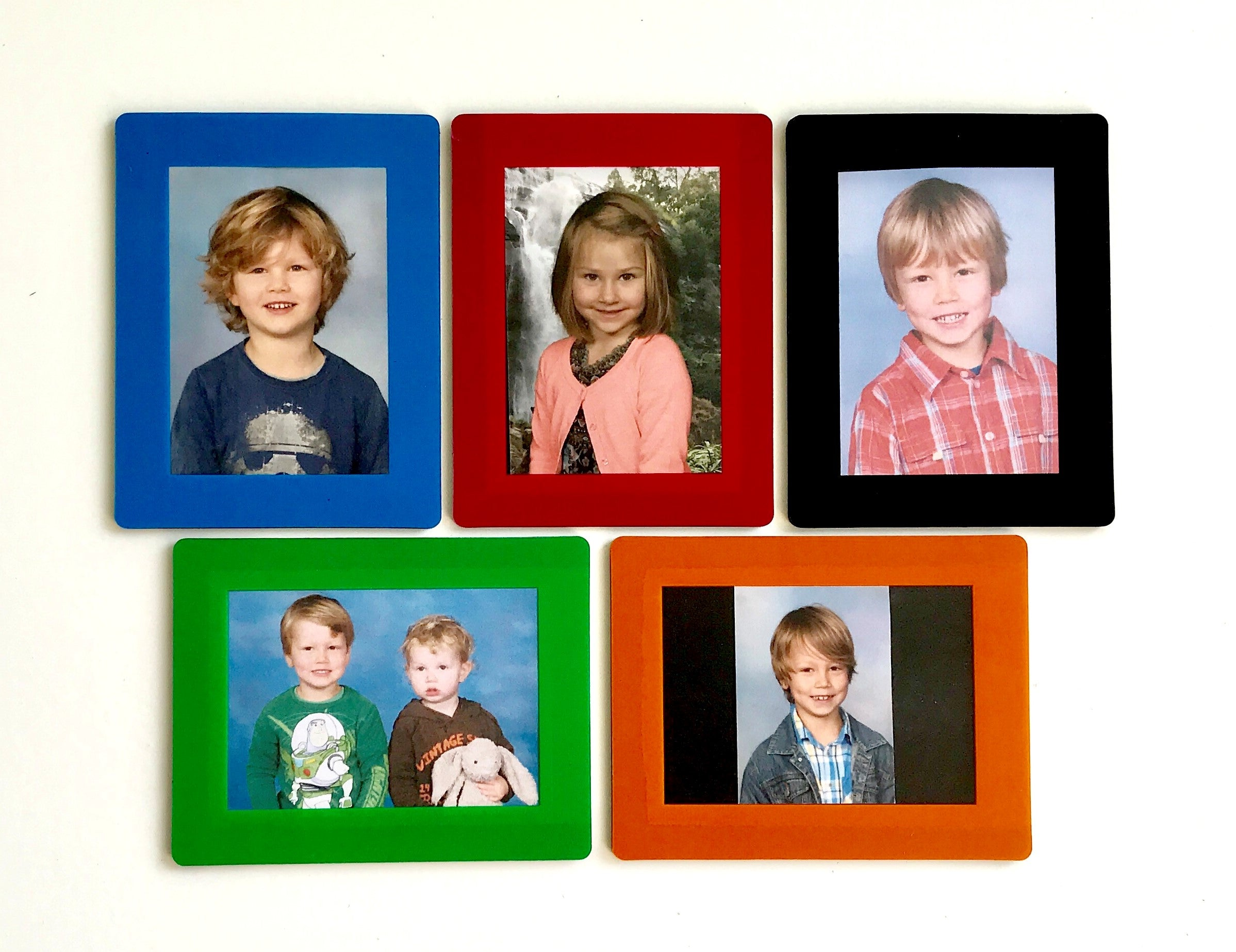 Small Magnetic Frames - Pack of 5