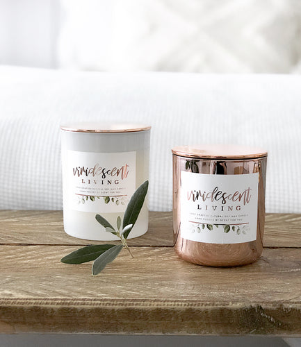 French Pear Luxe Soy Candle