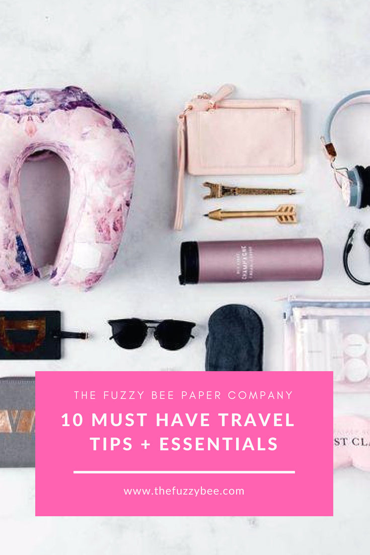 Travel Tips And Essentials