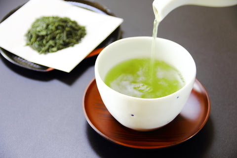 Green tea is an important source of polyphenols