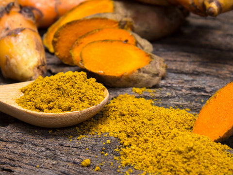 Turmeric is well known for its anti-cancer properties