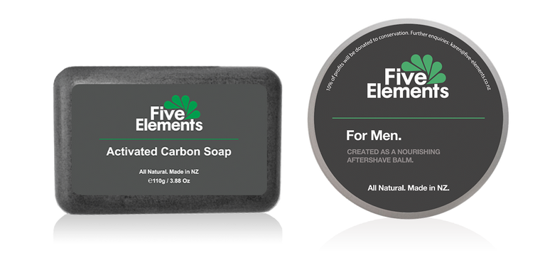 Male Grooming Gift Set