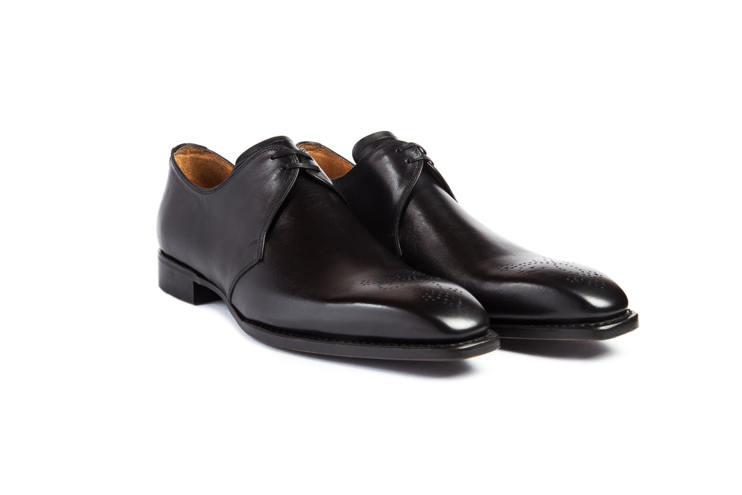 MANESY DERBY BROGUE BLACK