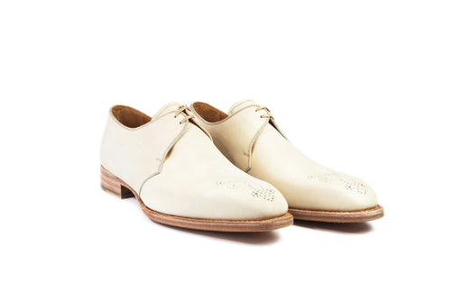 MANESY DERBY BROGUE BEIGE