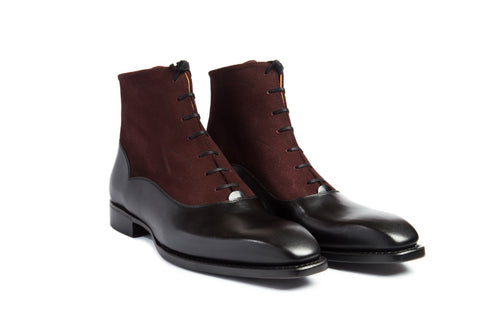 MANESY BOOTS BLACK