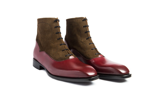 MANESY BOOTS BORDEAUX