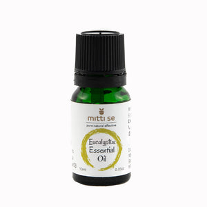 <b>Eucalyptus Essential Oil </b><br/>Pure & Concentrated, Relaxes, Repels Insects