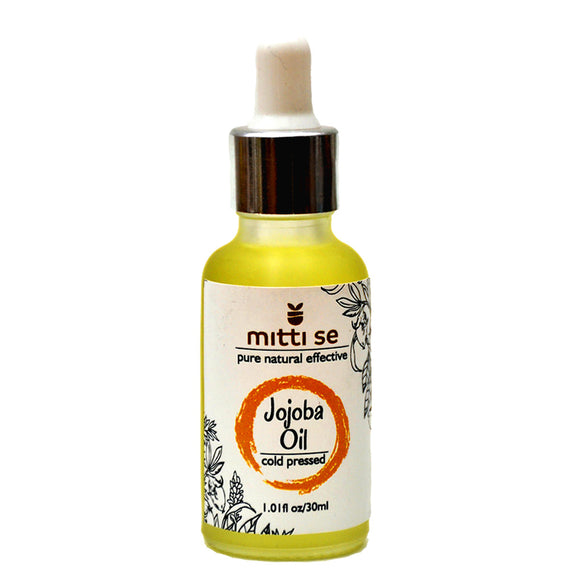 <b>Jojoba Oil</b><br/>Cold Pressed, Skin, Hair Care