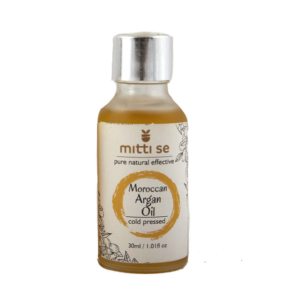 <b>Moroccan Argan Oil</b><br/>Virgin, Cold Pressed, Skin, Hair Care