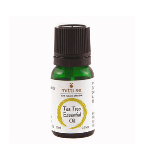 <b>Tea Tree Essential Oil </b><br/>Pure & Concentrated, Anti Acne, Anti Fungal