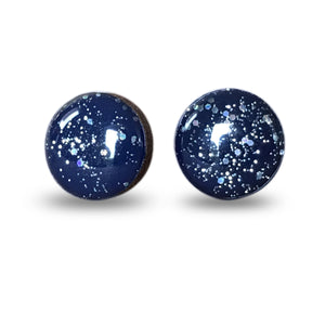 flluskë Studs - Night Sky
