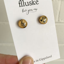 flluskë Studs - Ink Music