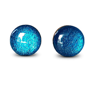 flluskë Studs - Deep Blue Sea