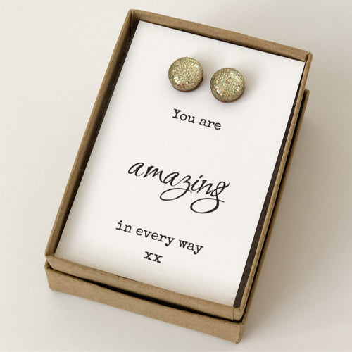 You are amazing in every way xx