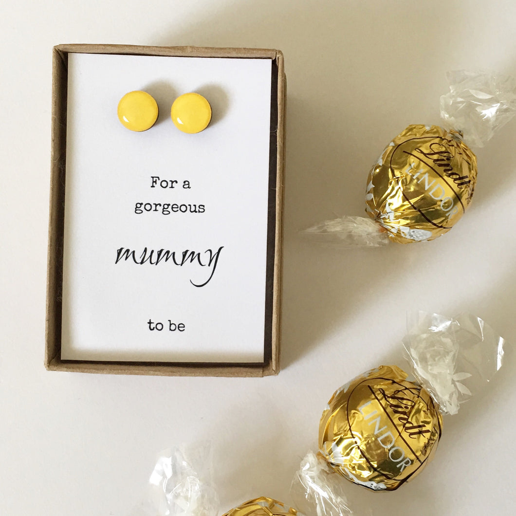 For a gorgeous mummy to be