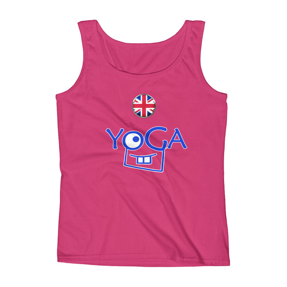 Yoga - Ladies' Tank - KrishQ
