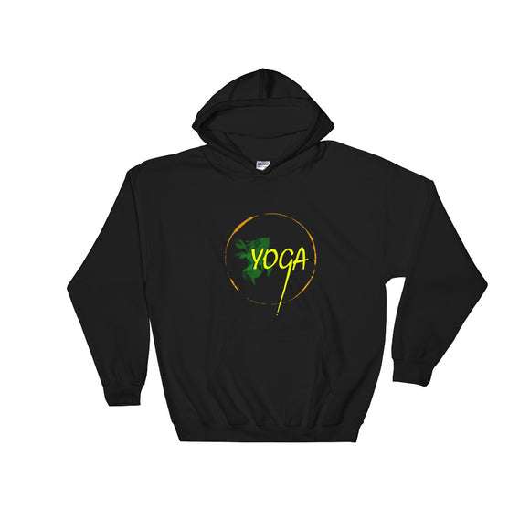 Yoga - Hooded Sweatshirt - KrishQ
