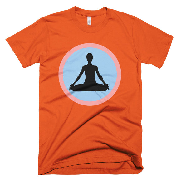 Yoga - Short-Sleeve T-Shirt - KrishQ