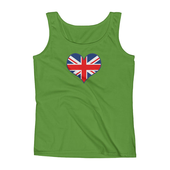 Love City - Ladies' Tank - KrishQ