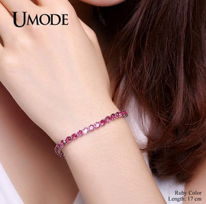 UMODE Brand Jewelry Fashion Charm Bracelets For Women - KrishQ