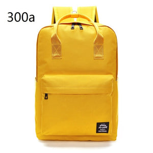 MAN ER WEI Large Capacity Backpack Women Preppy School Bags For Teenagers Men Oxford Travel Bags Girls Laptop Backpack Mochila - KrishQ