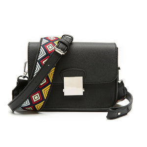Messenger Bags Women Flap PU Leather Shoulder Bags - KrishQ