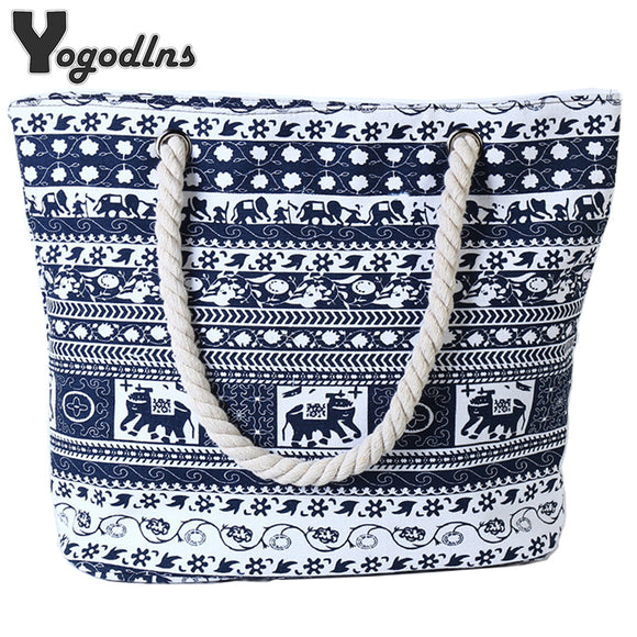 2018 New fashion Canvas Casual Bags for Women - KrishQ