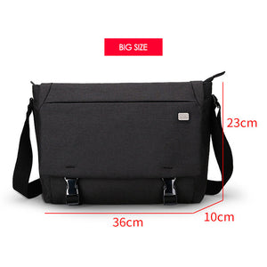 Mark Ryden New Crossbody Bags for Men Water Repellent Messengers Bag Business Casual Shoulder Bags - KrishQ