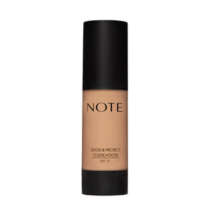 Note Fond de ten Detox & Protect cu SPF15, 35 ml