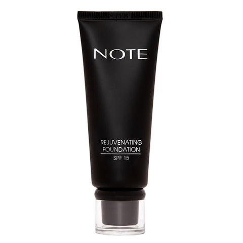 Note Fond de ten Rejuvenating cu SPF15, 35 ml
