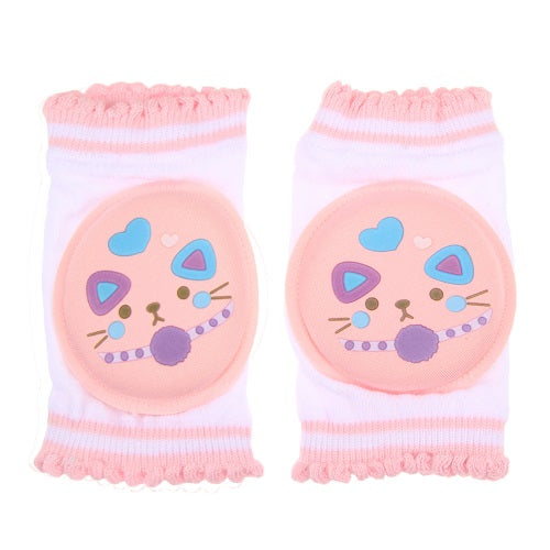 Cotton Cartoon Winter Kneepads