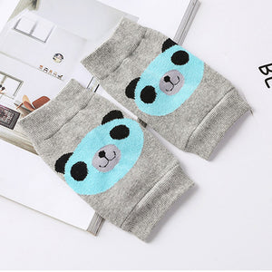 Cotton Panda Winter Kneepads