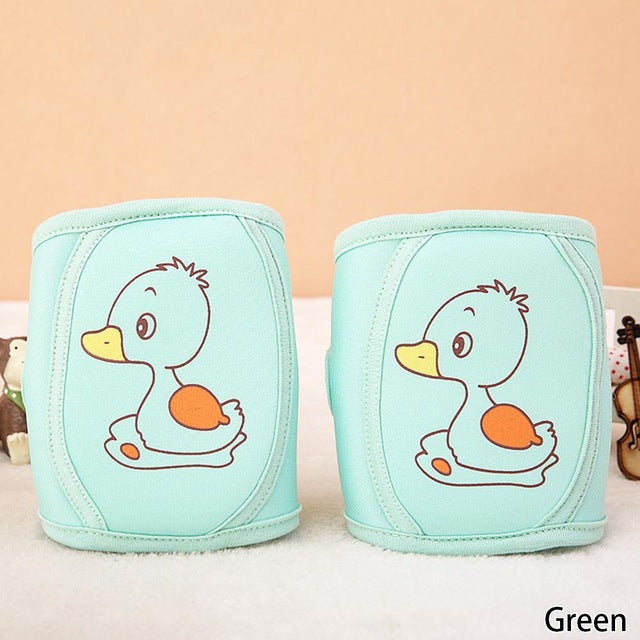 Baby Duckling Cotton Winter Kneepads