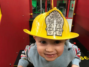 Fireman, busy bags, kids activities, imagination, dress up, learning, life skills