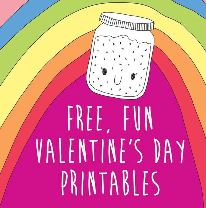 Free Valentine's Day Printable Download