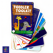Load image into Gallery viewer, Toddler Toolkit | Flashcards