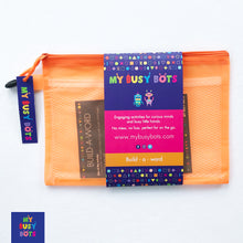 Build-a-word | Busy Bag