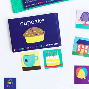 Lovely Literacy Bundle | Three Busy Bags