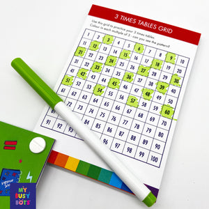 Times Tables Toolkit