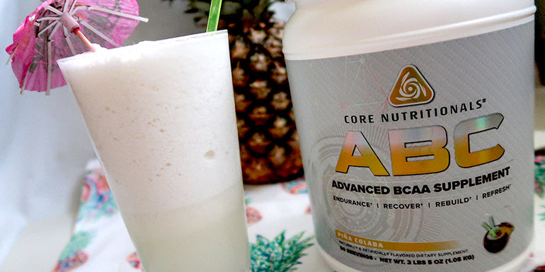 CRUSH IT! Café: ABC Skinny Pina Colada