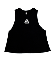 Crop Racer Back Tanks