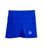 Female High Rise Shorts