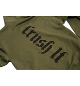 Limited Edition Military Green Hoodie