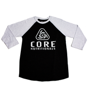 2020 Core ¾ Raglan Shirt