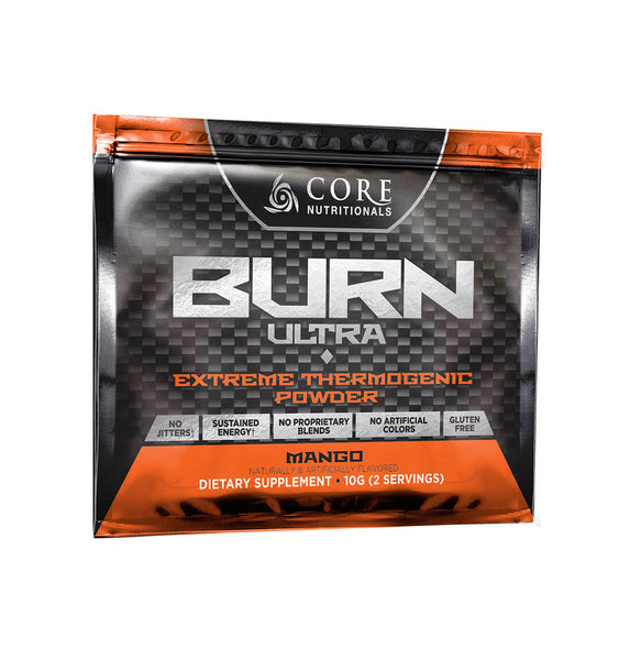 Core BURN Ultra Sample